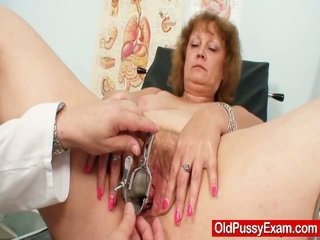 Hirsute Chunky Mamma Has Harrassed By Gynecologist