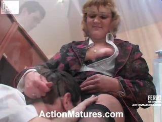 Misturar de porno beside rosemary, emilia, vitas
