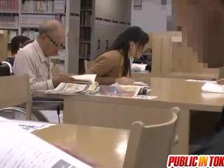 Japanee offentlig shagging involving insane hoo hoo stimulation