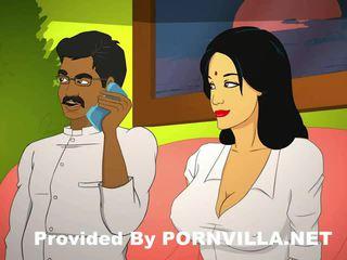 ポルノの, ビデオ, インド