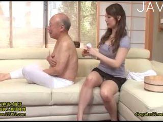 日本の, フェラチオ, ザーメン