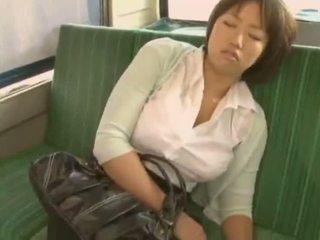 Sleepy дівчина used по pervert