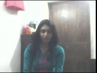Bangla 學院 女孩 hooot 打 同 胸部 n rubbing 她的 可愛 的陰戶