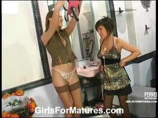 Mix Of Movies By Girls For Matures