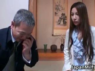 Anri suzuki cachonda fetichista asiática madre part1
