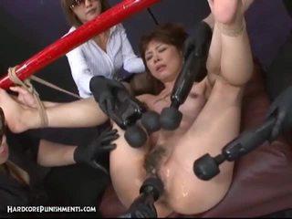 Jepang seks mengikat tubuh seks dengan hary alat kemaluan wanita asia perempuan cabul dan filthy mainan