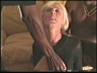 Mature swinger wife loves black cocks Video