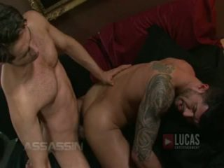Michael lucas i adam killian pieprzyć passionately