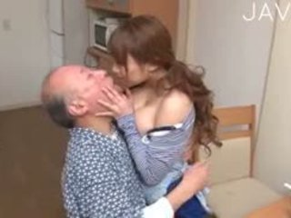 japanese, hottest big boobs, hottest old+young video