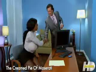 La creamed pie de maserati
