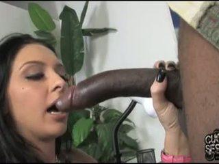 Stephanie kane jana have owadan darksome meat in mouth