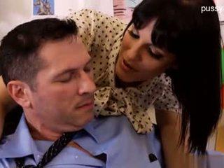 στοματικό σεξ, deepthroat