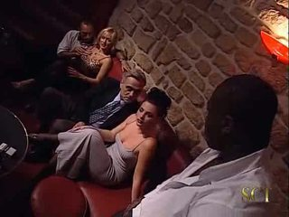 Italienisch klub orgie video