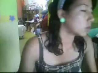 Putita susi hernandez se masturba por webcam en mexico