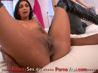 French amatrice enchaine les orgasmes !