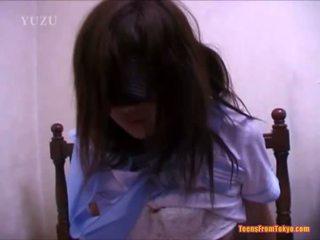 Japonais ado baisée coquin