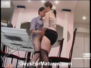 hardcore sex, reift, alte junge sex