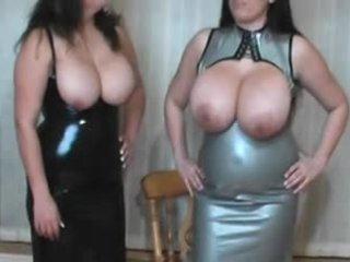 큰 가슴, 영국의, 섹스하고 싶은 중년 여성