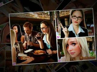 Nicole heat - the häät gang-bang