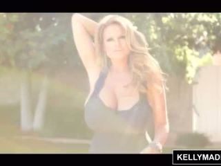 KELLY MADISON Poolside Huge Natural Tits <span class=duration>- 15 min</span>