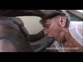 76 år gammel besta gets knullet