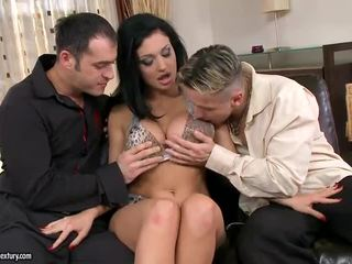 hardcore sex magaling, double penetration i-tsek, pinakamabuti group sex