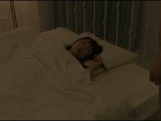 japonski, spalnica, asian