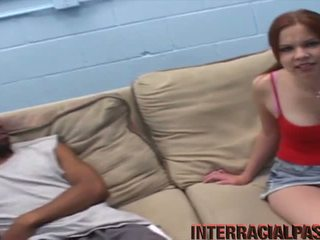 blowjobs, redheads, interracial