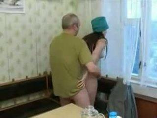 ruský, smalltits, oldman
