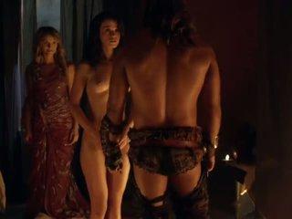 Spartacus секс сцени complication
