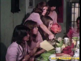 복고풍, 레즈비언, 빈티지 포르노