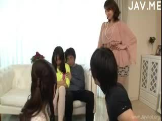 japonisht, group sex, blowjob