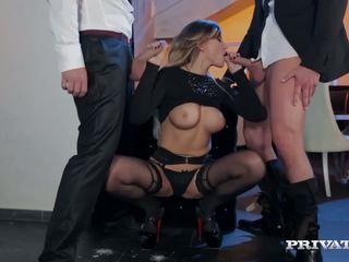 Bersemangat dada anna polina gets beberapa kasar dp, porno bb