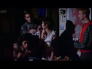 Celeb angelina jolie yan dangalak ve seks sahne