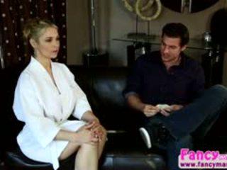 Lustful And Blonde Sarah Vandella Gets Fucked By Jay