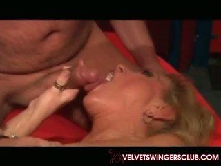 Velvet swingers klub privat gangbang orgie echt couples