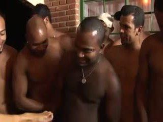 20 men r 아니 충분히 에 이 브라질의 hotty