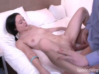 Spoiled Virgins - Doctor Confirms that She is a Virgin