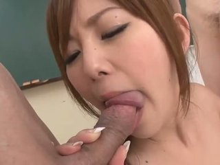 Sexy ázijské gal gets dped