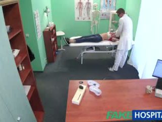 Fakehospital Sexy Russian Patient Needs Big Hard Cock to Be Prescribed Video