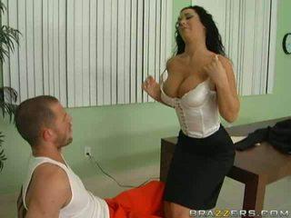 Busty Jayden James in Sexy Hardcore Fun