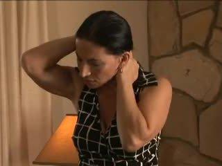 Melissa monet & randi james - matura lesbiene