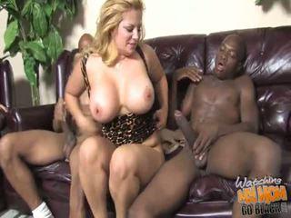 big tits, gang bang, mature