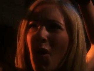 Alana evans pagamintas į dildo šūdas