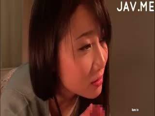 brunetta, giapponese, pompino