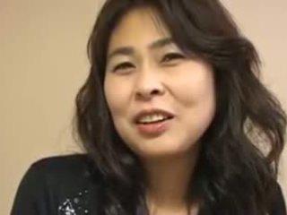 जपानीस मेच्यूर क्रीमपाइ runa mochizuki 38years: पॉर्न e9