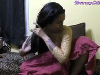 Künti lily indiýaly bhabhi diwali role play in hindi: porno 09