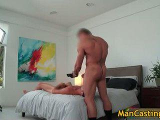 Sexy hingst mike sucks jizzster og gets