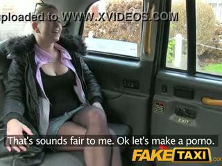 Mladý čeština - fake taxi