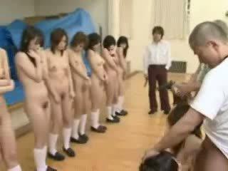 ญี่ปุ่น, เด็กนักเรียน, under